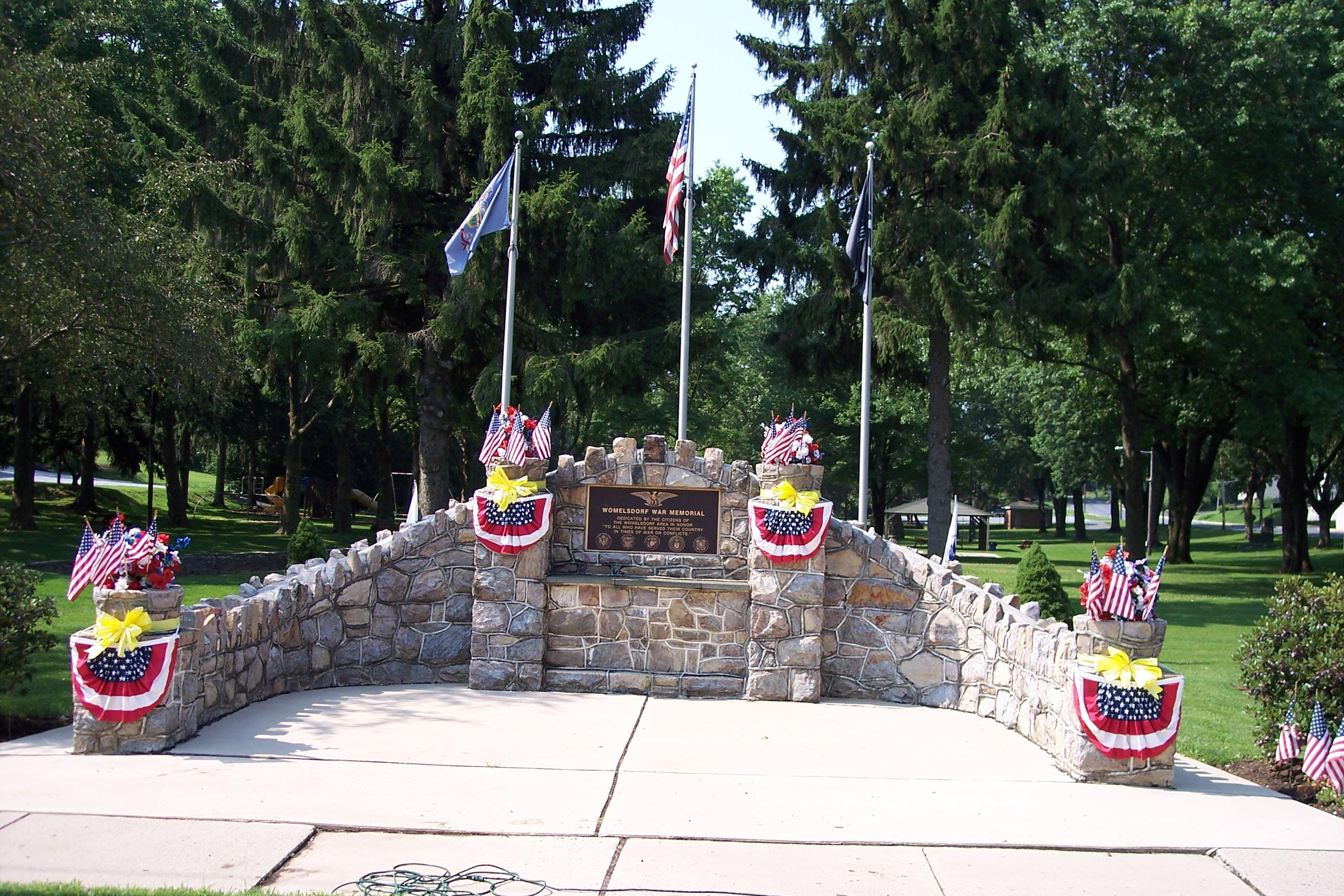 Womelsdorf War Memorial